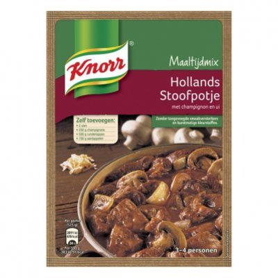 Knorr Mix stoofpotje