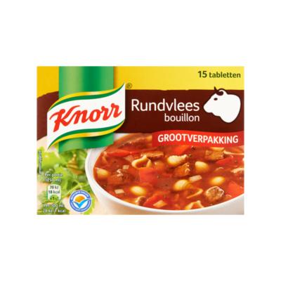 Knorr Rundvlees Bouillon