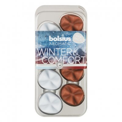 Bolsius Wax melts winter & comfort
