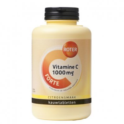 Roter Vitamine C 1000 mg kauwtabletten citroen