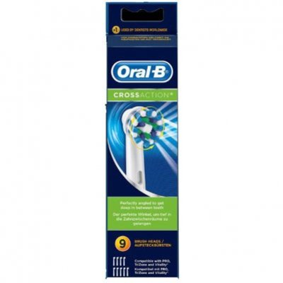 Oral-B Power cross action navulling EB50