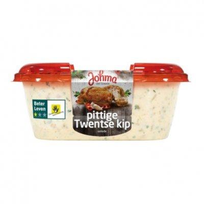 Johma Pittige Twentse kip salade