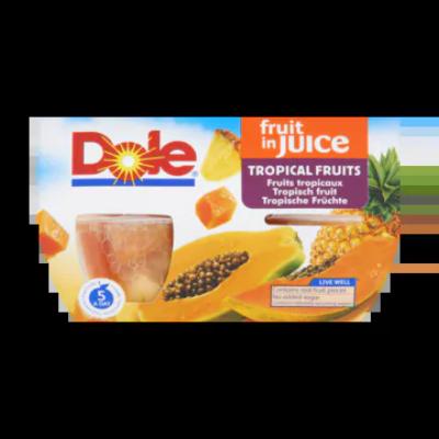 Dole Fruit in Juice Tropisch Fruit