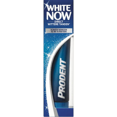 Prodent Tandpasta white now