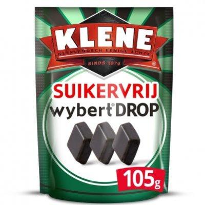 Klene Wybertdrop suikervrij