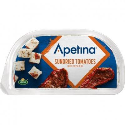 Apetina Witte kaasblokjes zongedroogde tomaat