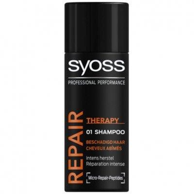 Syoss Repair therapy shampoo mini