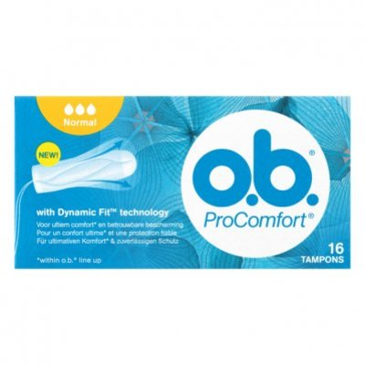 o.b. Tampons pro comfort normaal