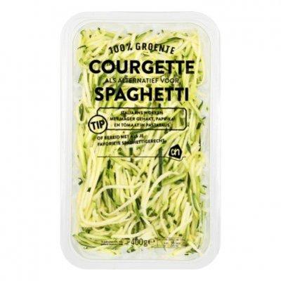 Huismerk Courgette spaghetti