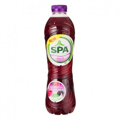 Spa DUO Blackberry Raspberry
