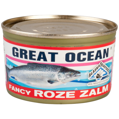 Great Ocean Roze zalm