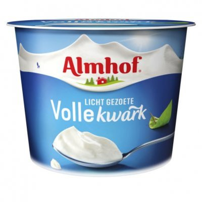 Almhof Volle kwark naturel