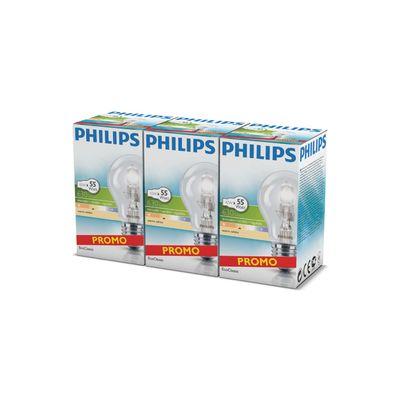 Philips Ecoclassic Halogeenlamp 42w E27