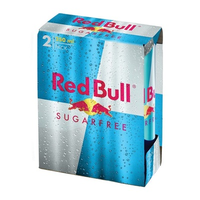 Red Bull Sugerfree 2-pack