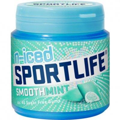 Sportlife N-iced smoothmint suikervrij kauwgom