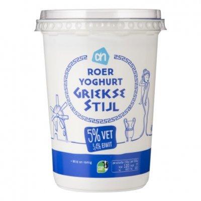 Huismerk Yoghurt Griekse stijl roer 5%