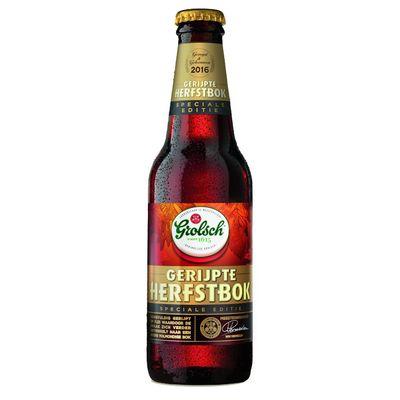 Grolsch Gerijpte Herfstbok Bier