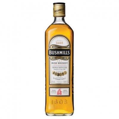 Bushmills Irish whiskey