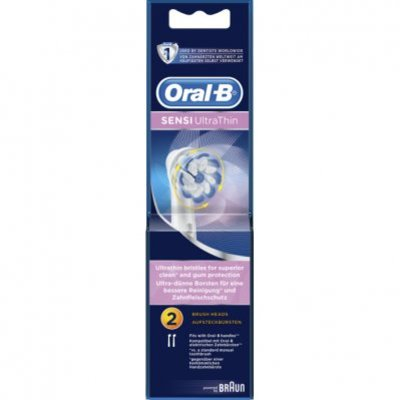 Oral-B Sensitive ultrathin opzetborstels