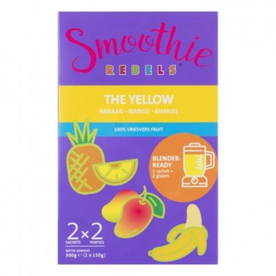 Smoothie Rebels The yellow