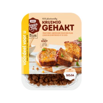 Huismerk Veggie Chef Kruimig Gehakt Voordeel