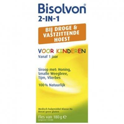 Bisolvon 2-in-1 voor kinderen