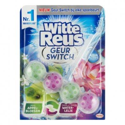 Witte Reus Toiletblok appel-waterlelie