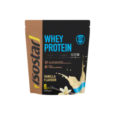 Isostar Powerplay Whey Protein During Recovery Smaak Vanille