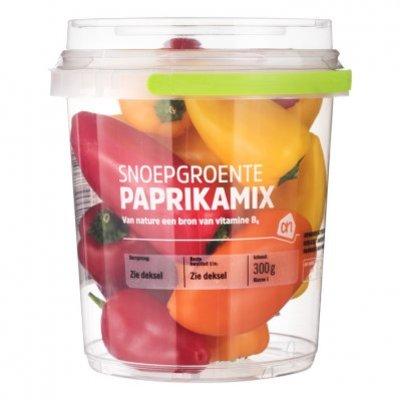 Huismerk Snoepgroente paprikamix