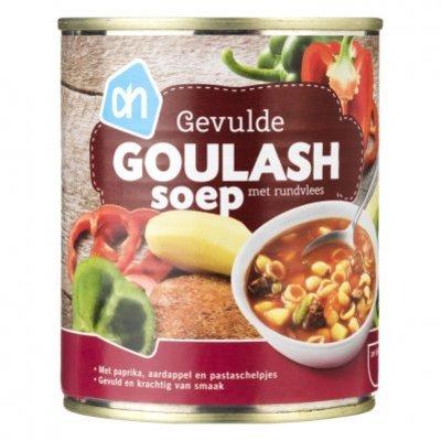 Huismerk Goulashsoep