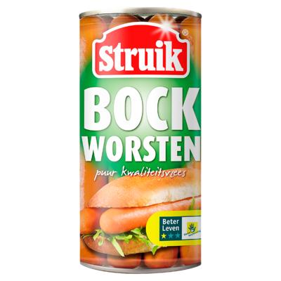 Struik Bockworst 560 g