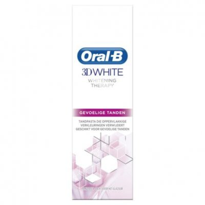 Oral-B Whitening therapy gevoelig tandpasta