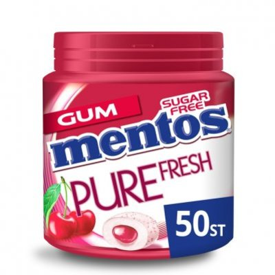 Mentos Gum Pure fresh cherry