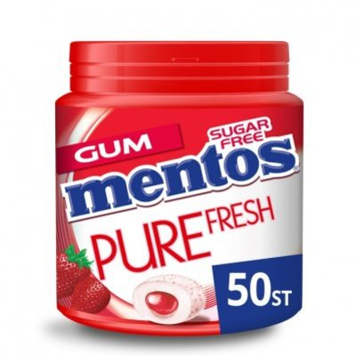 Mentos Gum Pure fresh strawberry