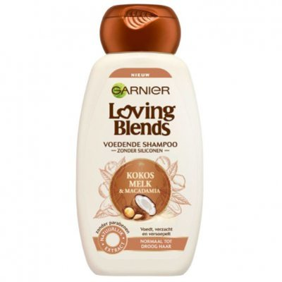 Loving Blends Kokosmelk & macadamia shampoo