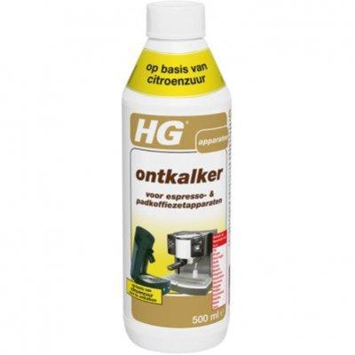HG Ontkalker voor koffiezetapparaten