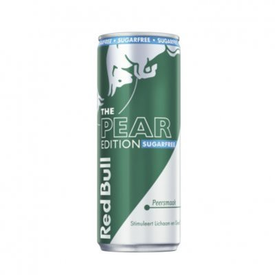 Red Bull Pear Sugar Free