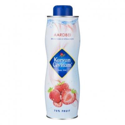 Karvan Cévitam Aardbei 0% suiker toegevoegd