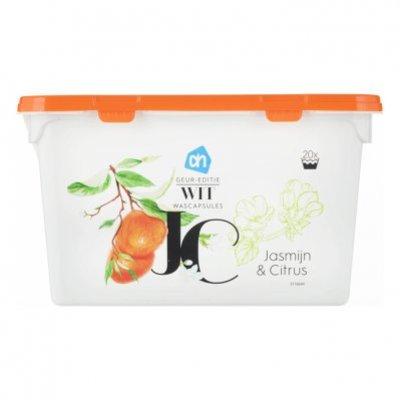 Huismerk Wascapsules geur editie jasmijn citroen