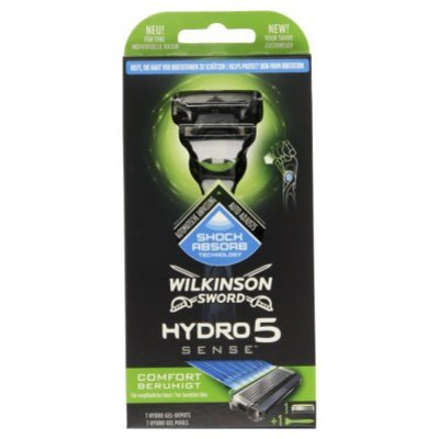 Wilkinson Hydro 5 sense razor 1 up