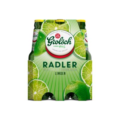 Grolsch Radler Limoen Flessen