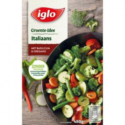 Iglo Groente idee Italiaans