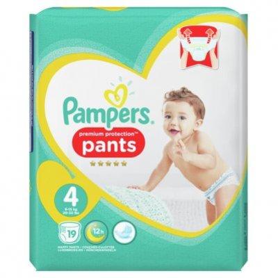 Pampers Premium protection maat 4 pants