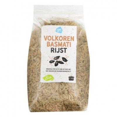 Huismerk Biologisch Volkoren basmati rijst