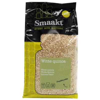 Smaakt Quinoa wit
