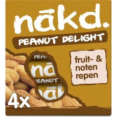 Nakd Peanut delight notenreep met fruit