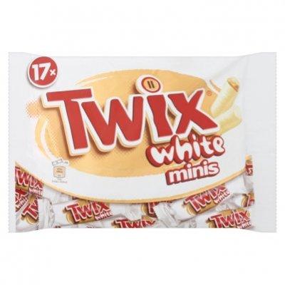 Twix White minis