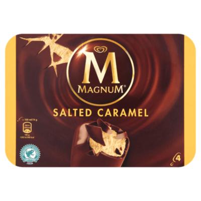 Ola Magnum ijs salted caramel