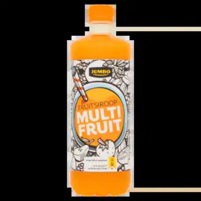 Huismerk Fruitsiroop Multifruit