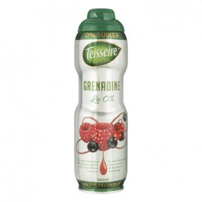 Teisseire Vruchtensiroop grenadine 0% suiker